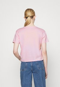 Hollister Co. - TEE - T-shirts med print - pink - 2