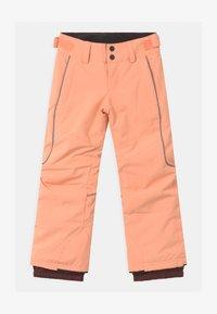 O'Neill - CHARM REGULAR - Snow pants - salmon - 0