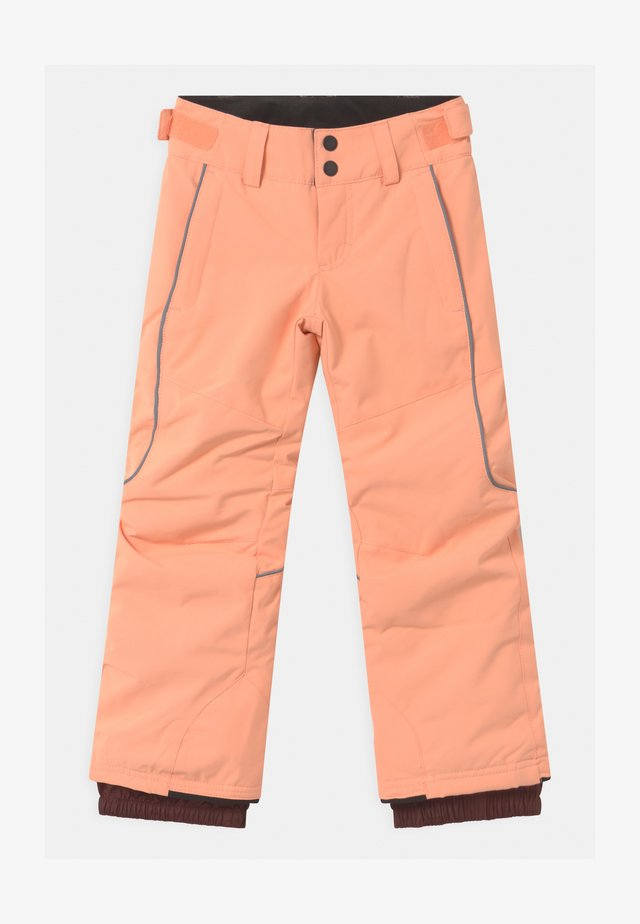 CHARM REGULAR - Snow pants - salmon