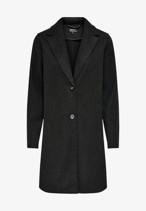ONLCARRIE BONDED COAT  - Cappotto classico - black
