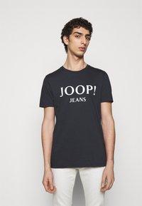 JOOP! Jeans - ALEX - Print T-shirt - dark blue - 0