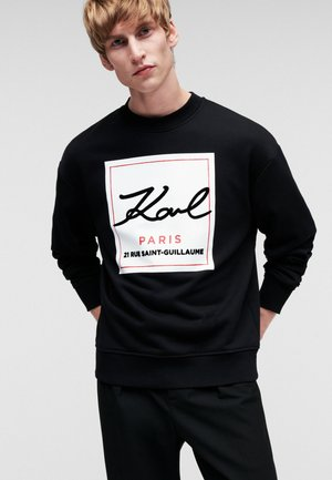 KARL - Mikina - black