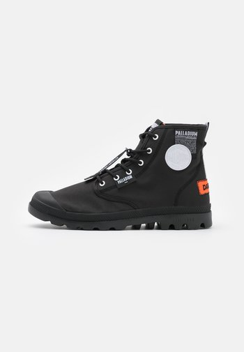 PAMPA LITE OVERLAB UNISEX - High-top trainers - black