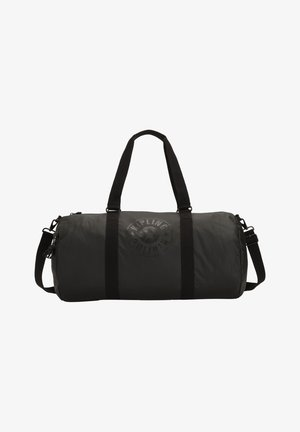 Weekend bag - raw black