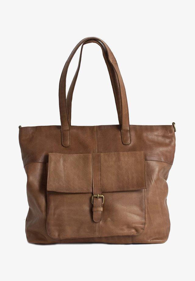 JULA - Across body bag - walnut
