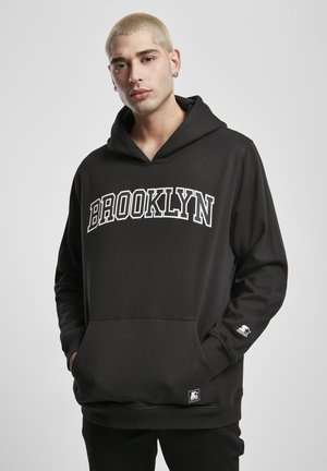 BROOKLYN - Hoodie - black