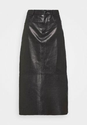 SKY - Pencil skirt - black