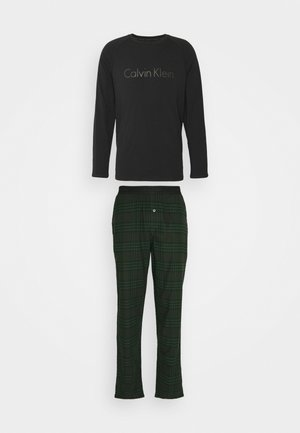 PANT SET - Pyjamas - black