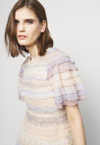 Needle & Thread - LUELLA RUFFLE MINI DRESS - Cocktail dress / Party dress - porcelain - 3