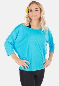 Winshape - MCS001 ULTRA LIGHT - Camiseta de manga larga - sky blue - 2