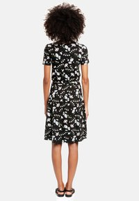 Vive Maria - PARADISE  - Day dress - schwarz allover - 2