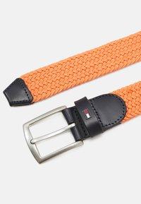 Tommy Hilfiger - DENTON  - Belt - orange - 1