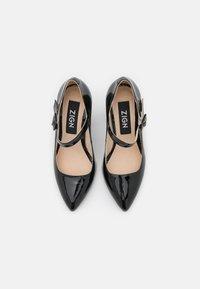 ZIGN Wide Fit - Classic heels - black - 5