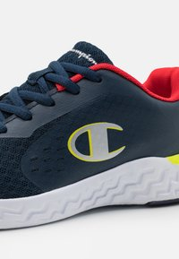 Champion - LOW CUT SHOE BOLD - Sports shoes - navy/red/yellow - 5