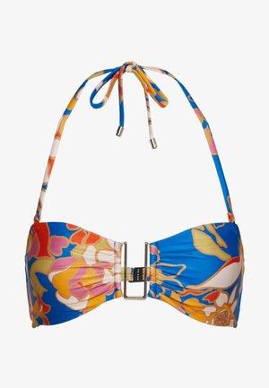 PINATA BAR - Bikini top - blue