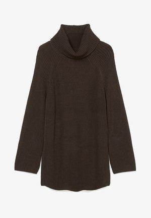 Pullover - dark chocolate