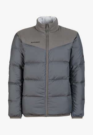 WHITEHORN - Down jacket - titanium-highway