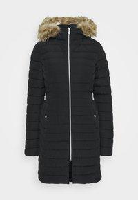 CORE PUFFER - Winter coat - black