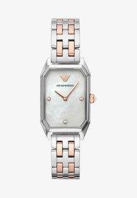 Hodinky - roségold/silver-coloured