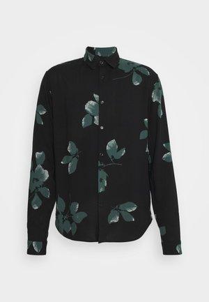 Košile - black/green