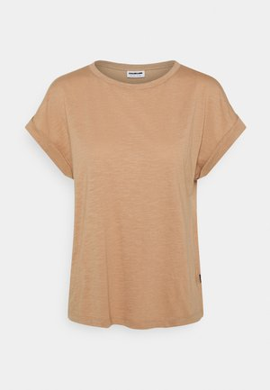 MATHILDE  - Basic T-shirt - praline