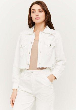 Denim jacket - whi