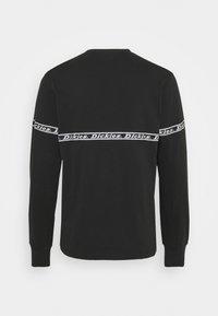 Dickies - WEST FERRIDAY - Long sleeved top - black - 1