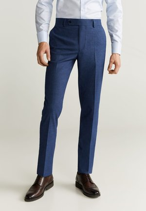BRASILIA - Suit trousers - turquoise