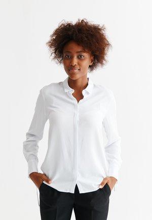 ROZANA - Button-down blouse - white