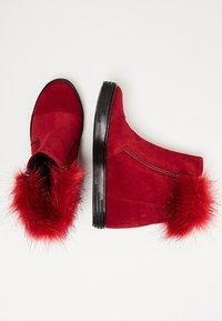 faina - Winter boots - bordeaux - 2