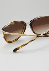 RALPH Ralph Lauren - Okulary przeciwsłoneczne - dark havana - 4