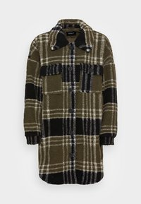 ONLY - ONLNEWCAMILLA SHACKET - Classic coat - kalamataas - 3