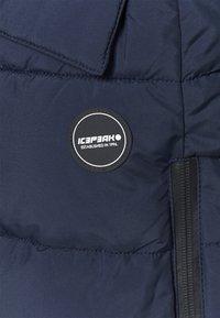 Icepeak - PETRONILA - Waistcoat - dark blue - 2