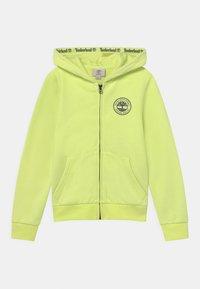 Timberland - SUIT - Zip-up hoodie - citrine - 0