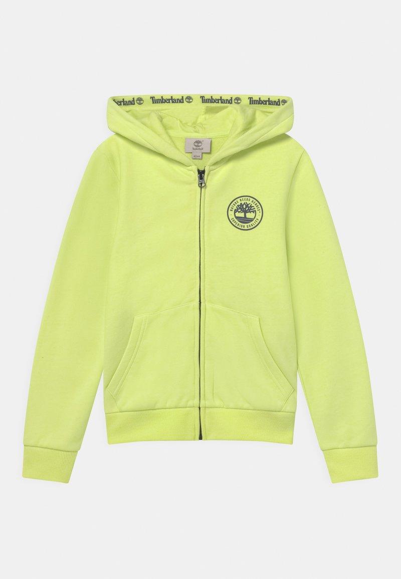 Timberland - SUIT - Zip-up hoodie - citrine