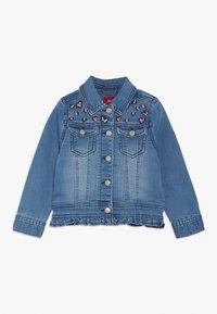 s.Oliver - Denim jacket - blue denim - 0