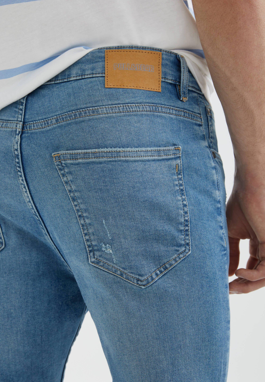 Herren MIT ZIERRISSEN - Jeans Slim Fit