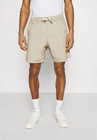 G-Star - SPORT TRAINER  - Shorts - khaki - 0