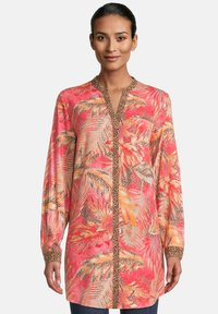 Betty Barclay - Blouse - red/camel - 0