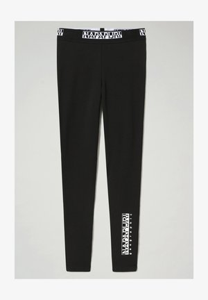 M-BOX  - Leggings - Trousers - black 041