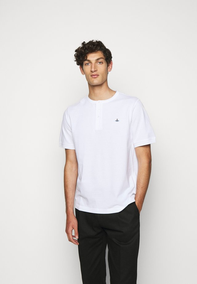 GRANDAD - T-shirt basique - white
