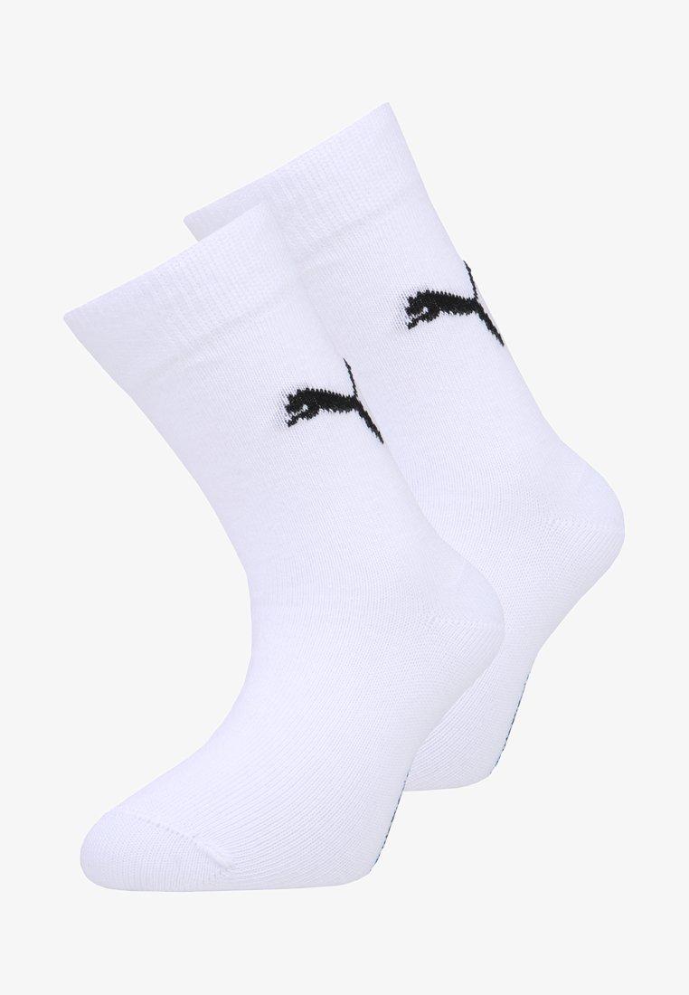Puma - EASY RIDER 2 PACK - Ponožky - white