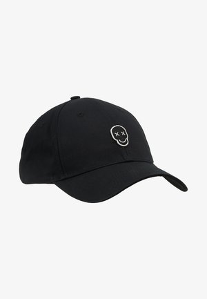 CASQUETTE HAPPY SKULL - Cap - black