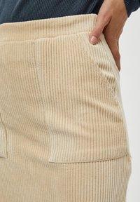 Desires - BRITT  - Mini skirt - oyster gray - 3