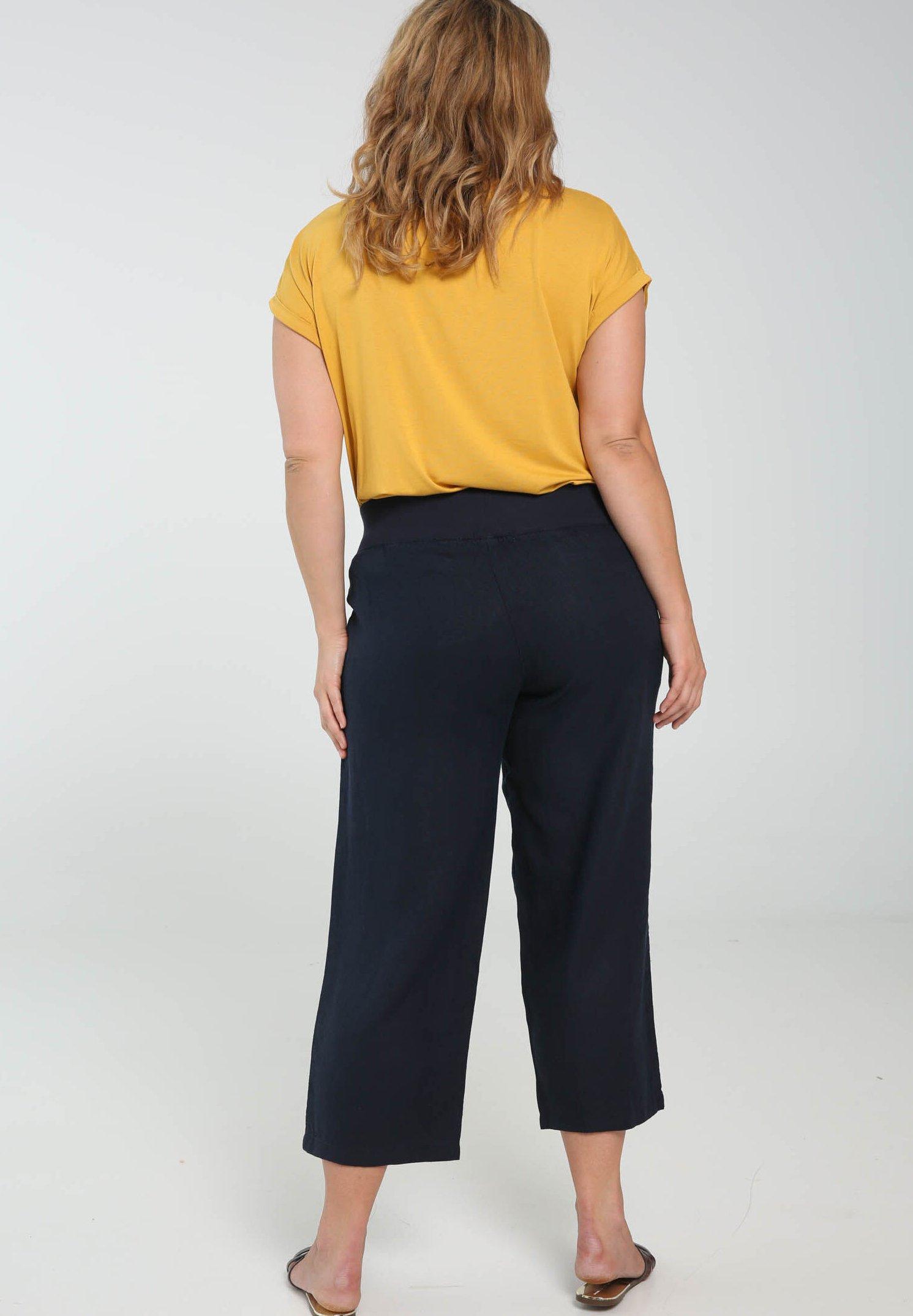 Paprika Pantalon classique - marine - Pantalons & Leggings Femme 5fvIl