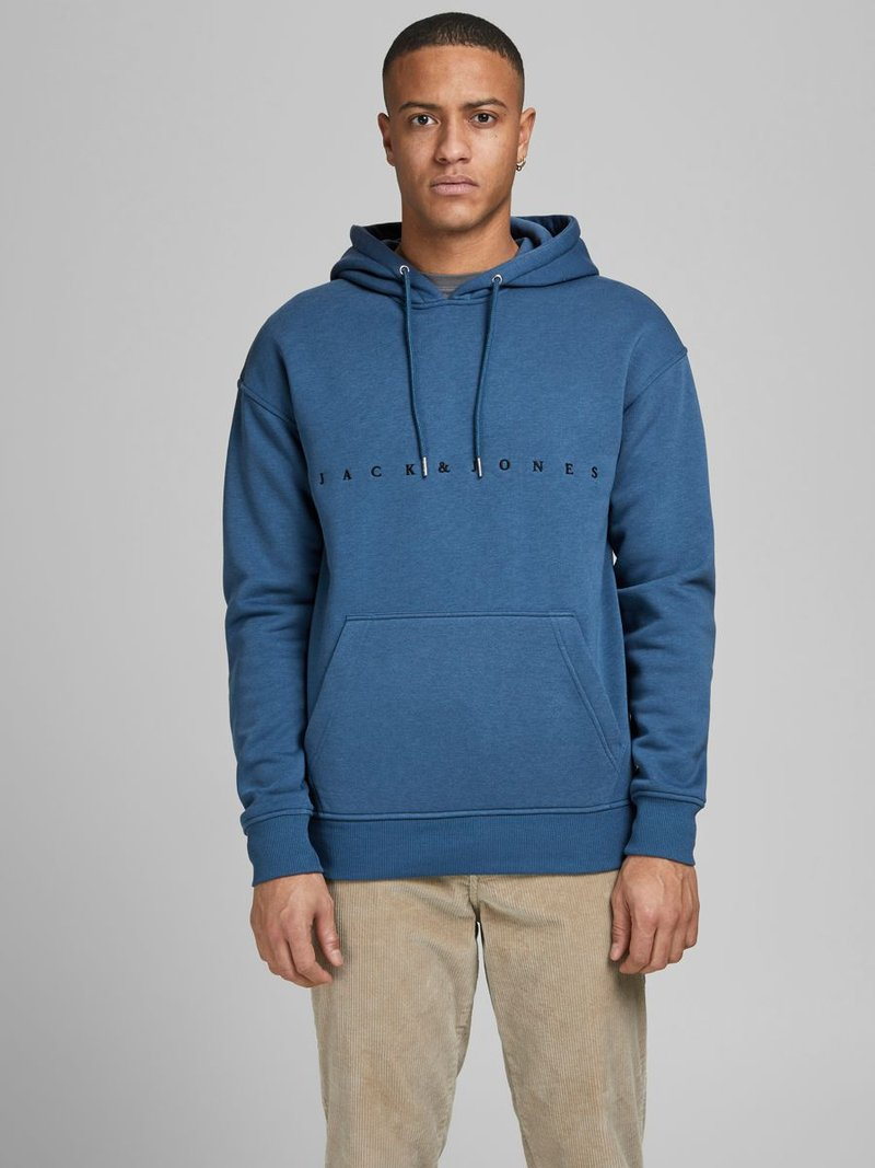 Jack & Jones - JORCOPENHAGEN - Hoodie - ensign blue
