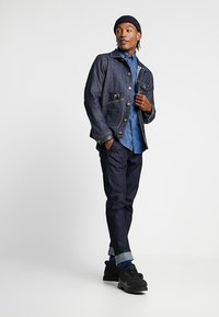 G-Star - VETAR SLIM FIT DENIM - Chino kalhoty - raw denim - 1