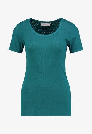BASIC NEW - Print T-shirt - mediterranea