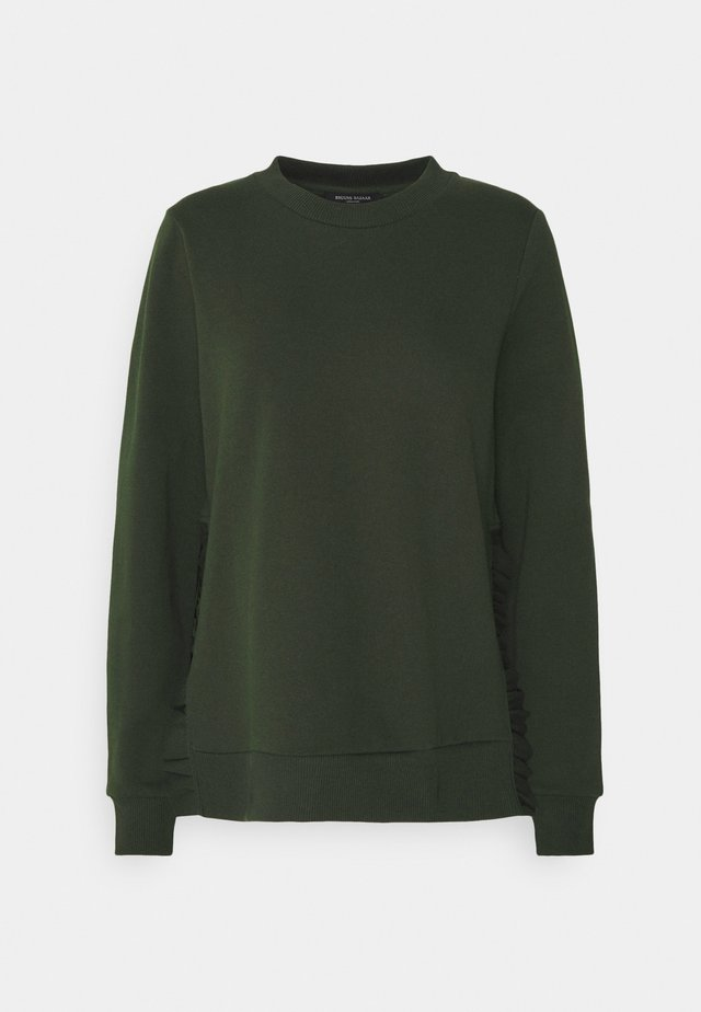 RUBINE - Sweatshirt - green night