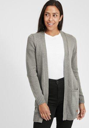 PAULA - Vest - grey mel